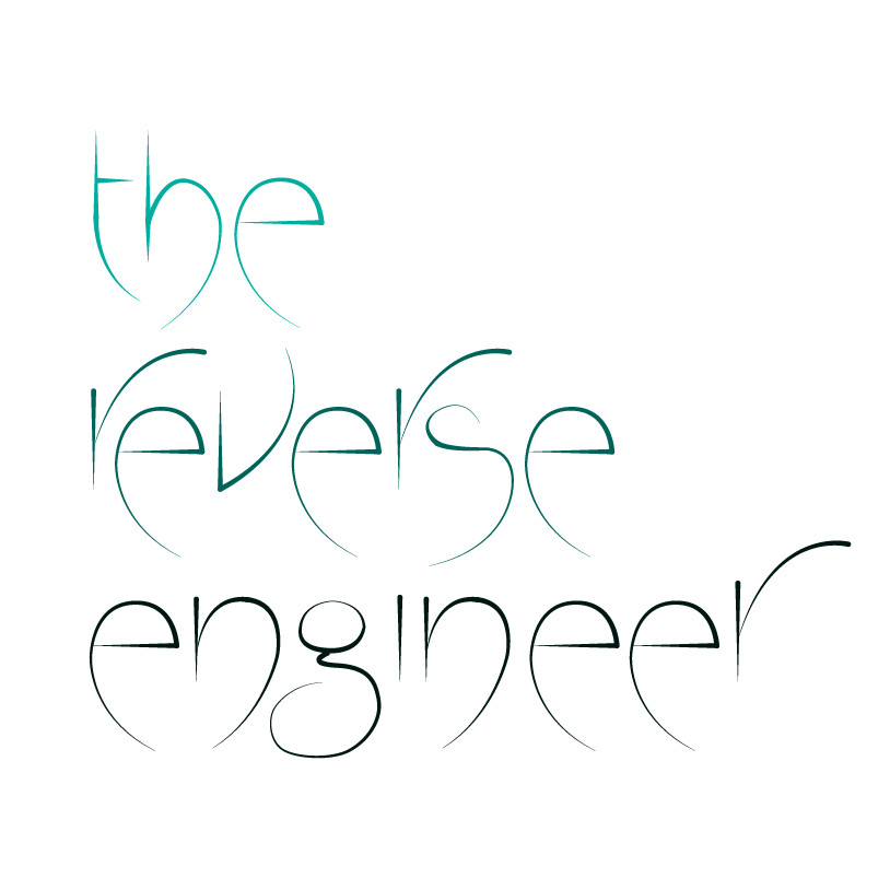 The Reverse Engineer logo